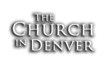 The Church in Denver welcomes you (logo)